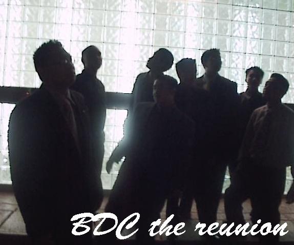 'the reunion' album cover